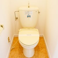 弘前市のアパート・賃貸 サンライズマンション21 A・B棟 トイレ