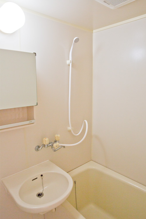 弘前市のアパート・賃貸 サンライズマンション21 A・B棟 バスルーム