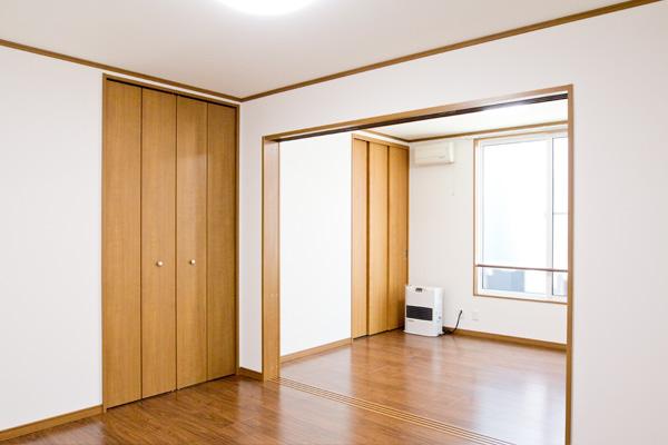 全物件2部屋完備
