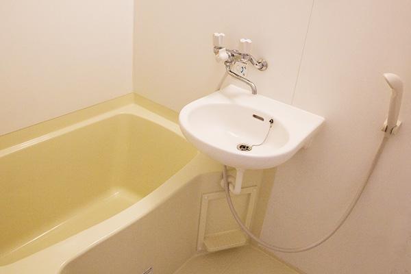 弘前市のアパート・賃貸 サンライズマンションスピリッツ バスルーム