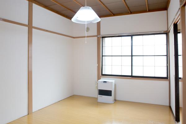 弘前市のアパート・賃貸 トミノスクエア リビング