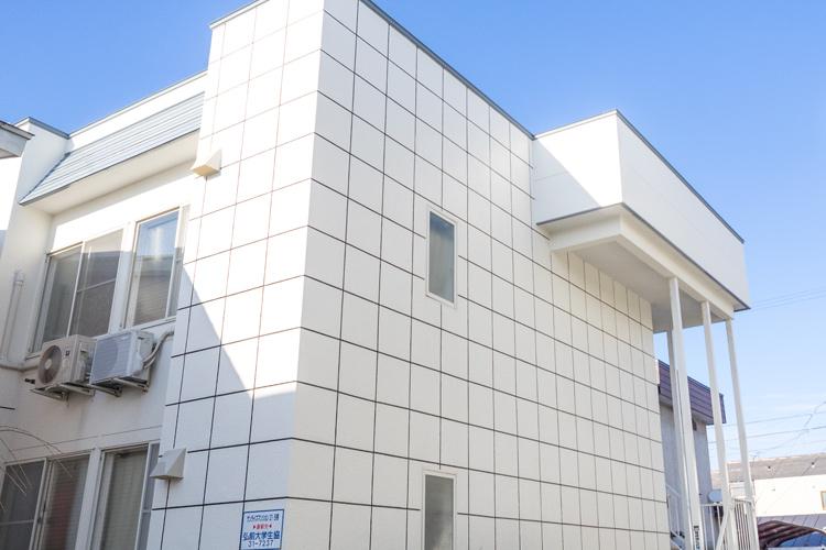 青森県弘前市の賃貸アパート サンライズマンション21 B棟